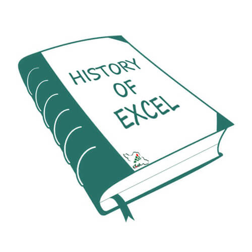 Excel History - تاریخچه اکسل